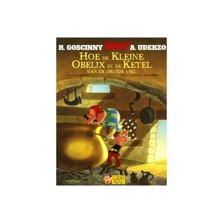Asterix  00 Hoe de kleine Obelix in de ketel van de druide viel
