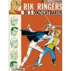 Rik Ringers 10 De 5 onzichtbaren