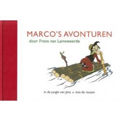 Marco's Avonturen 01 HC In de jungle van Jena & Met de reuzen