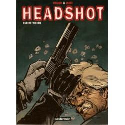 Headshot setje<br>Deel 1 t/m 3