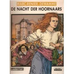 Warnauts<br>Nacht der hoornaars<br>1e druk 1987