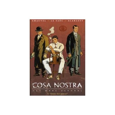 Cosa Nostra 09 HC Onder de matras