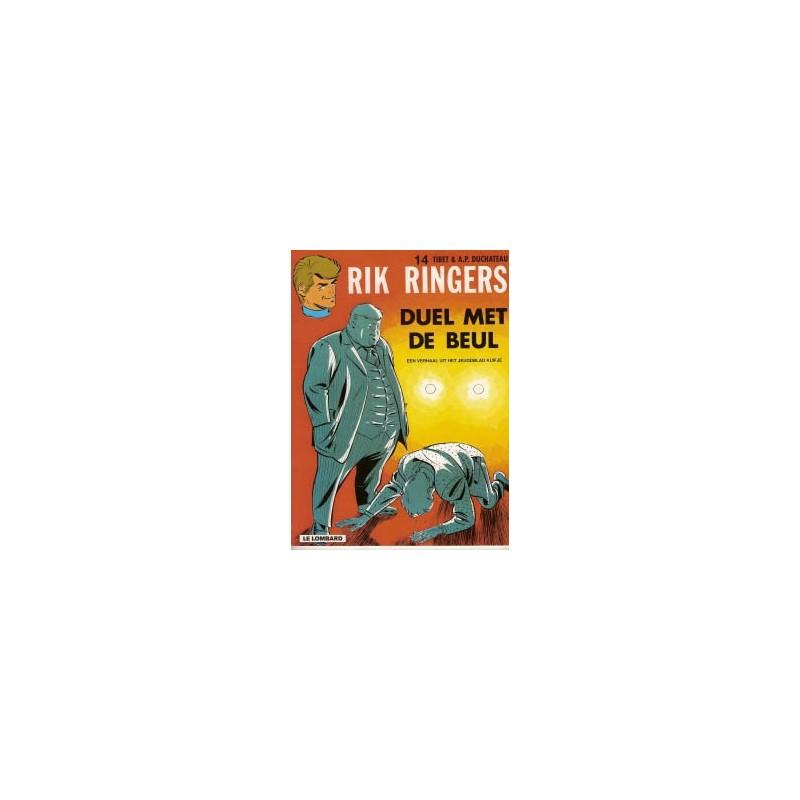 Rik Ringers 14 Duel met de beul