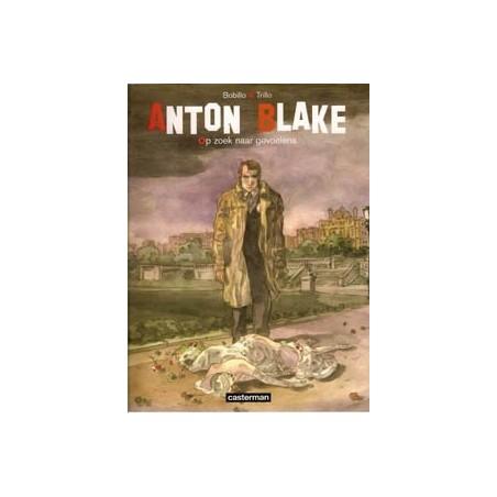 Anton Blake 01<br>Op zoek naar gevoelens