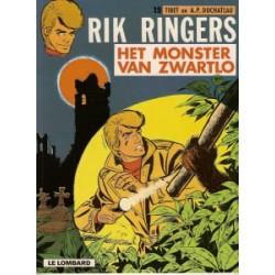 Rik Ringers 15 Het monster van Zwartlo