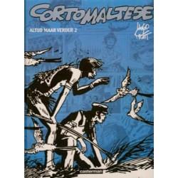 Corto Maltese 03b HC<br>Altijd maar verder 2