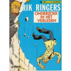 Rik Ringers 18 Onderzoek in het verleden