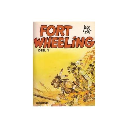 Pratt  set Fort Wheeling deel 1 & 2 herdruk & 1e druk 1996