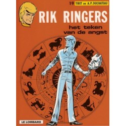 Rik Ringers 19 Het teken van de angst