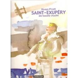 Pratt<br>Saint-Exupery HC<br>De laatste vlucht