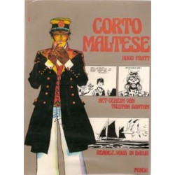 Corto Maltese P1 SC Het geheim van Tristan Bantam 1980