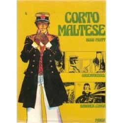 Corto Maltese P4 HC<br>Godenvoedsel & Bananen-conga<br>1981