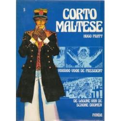 Corto Maltese P5 HC<br>Voodoo voor de president<br>1981