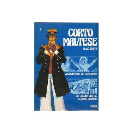 Corto Maltese P5 Voodoo voor de president 1981