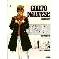 Corto Maltese P7 SC Tintoretto & Ierse balade 1983