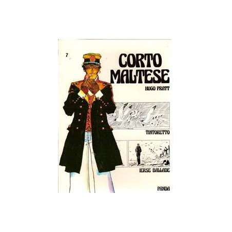Corto Maltese P7 Tintoretto & Ierse balade 1983
