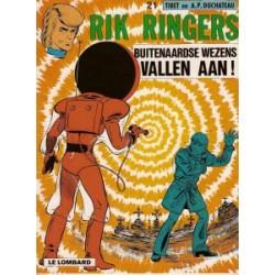 Rik Ringers 21 Buitenaardse wezens vallen aan!