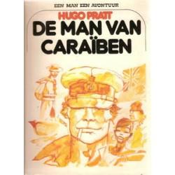 Een man een avontuur 03 SC<br>De man van Caraiben<br>1e druk