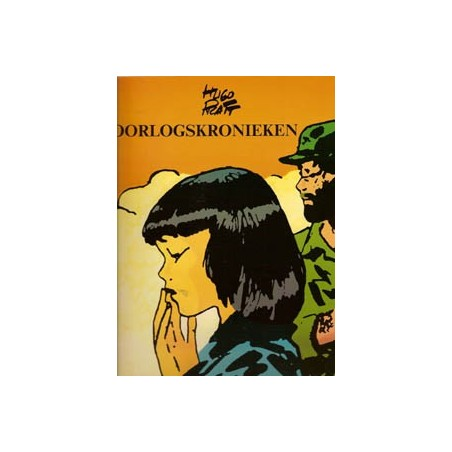 Pratt Oorlogskronieken 01 1e druk 1989