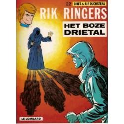 Rik Ringers 22 Het boze drietal