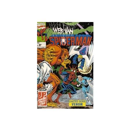 Web van Spiderman 087 De zielesteen 1994