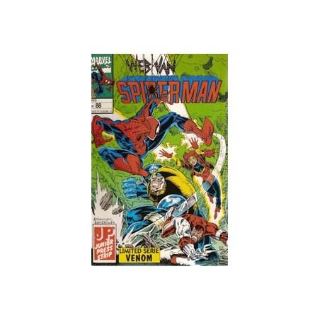Web van Spiderman 088 Dag des oordeels 1994