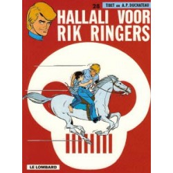 Rik Ringers 28 Hallali voor Rik Ringers