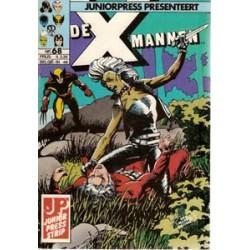 X-mannen 068 Vuurproef 1988