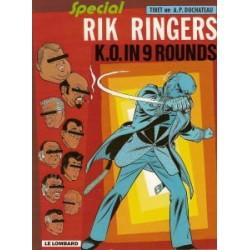 Rik Ringers 31 K.O. in 9 rounds