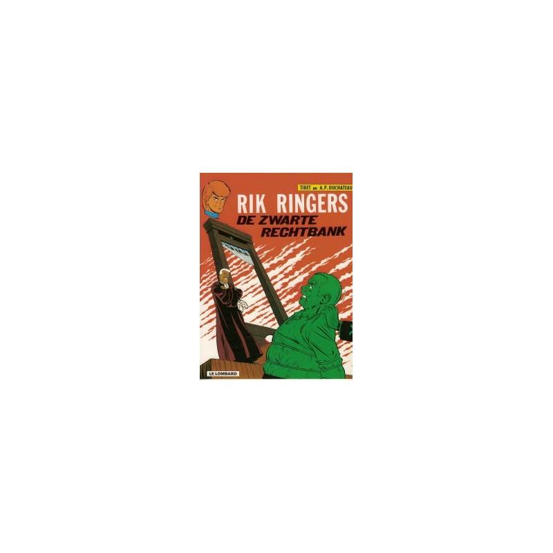Rik Ringers 32 De zwarte rechtbank