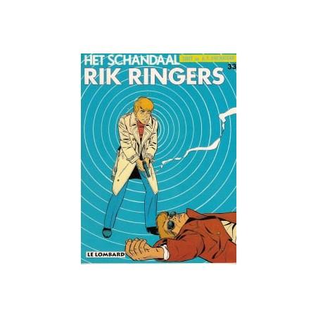 Rik Ringers  33 Het schandaal Rik Ringers