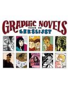 Graphic novels voor de leeslijst